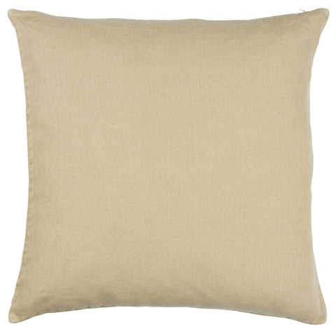 Ib Laursen Cushion Cover honey 50 x 50 cm linen