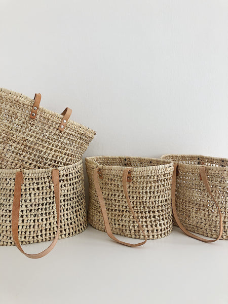 Daily Basket Bag