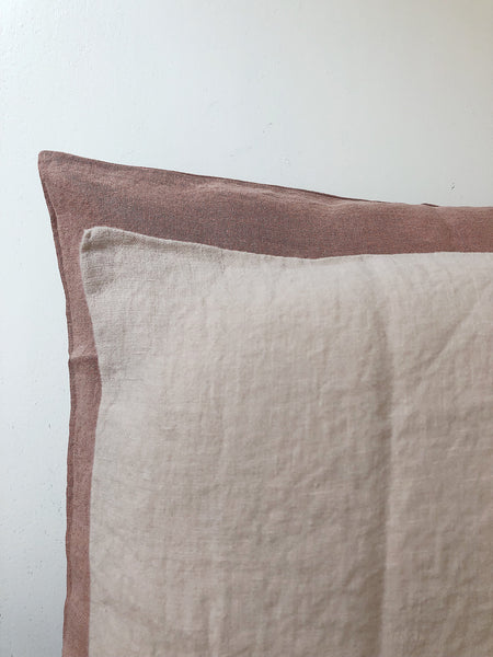 Linge Particulier Cushion Cover Sand