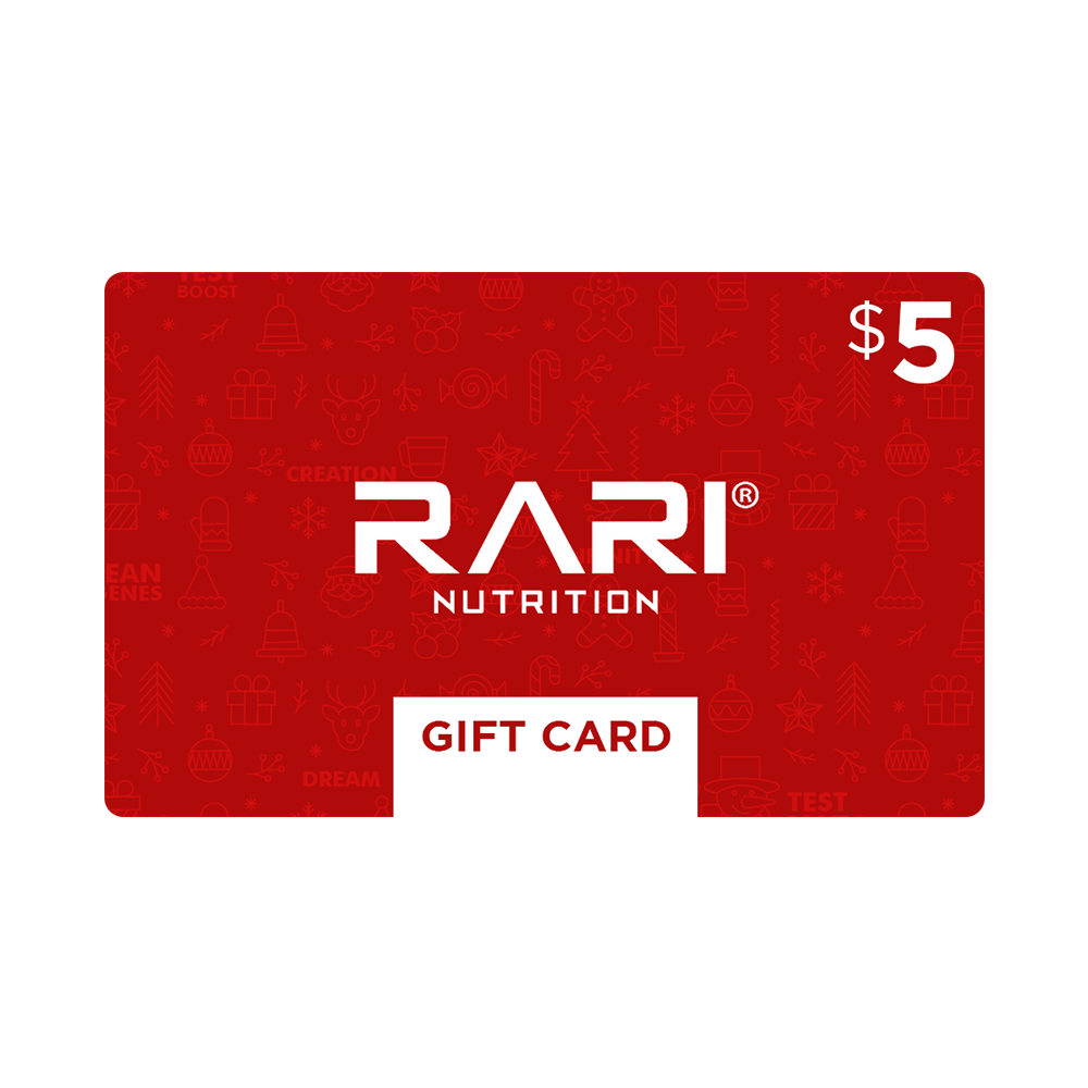 Rari Nutrition GIFT CARD $5