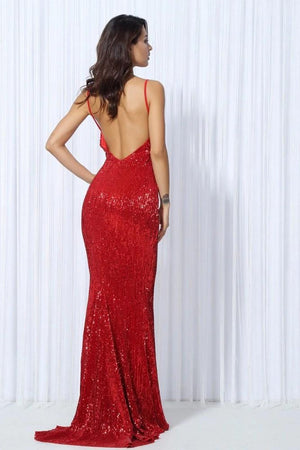 Long Evening Dress