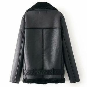 Warm Motorcycle Jacket