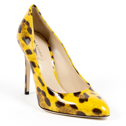 Andrew Charles Womens Pump Multicolor MARIKA