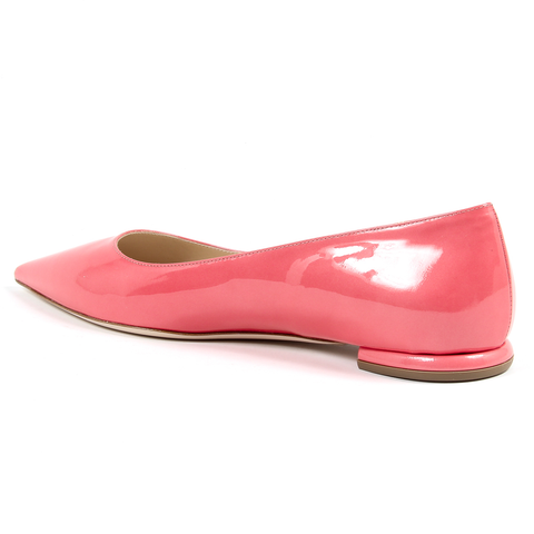 Andrew Charles By Andy Hilfiger Womens Ballerina Fuxia BALTIMORE