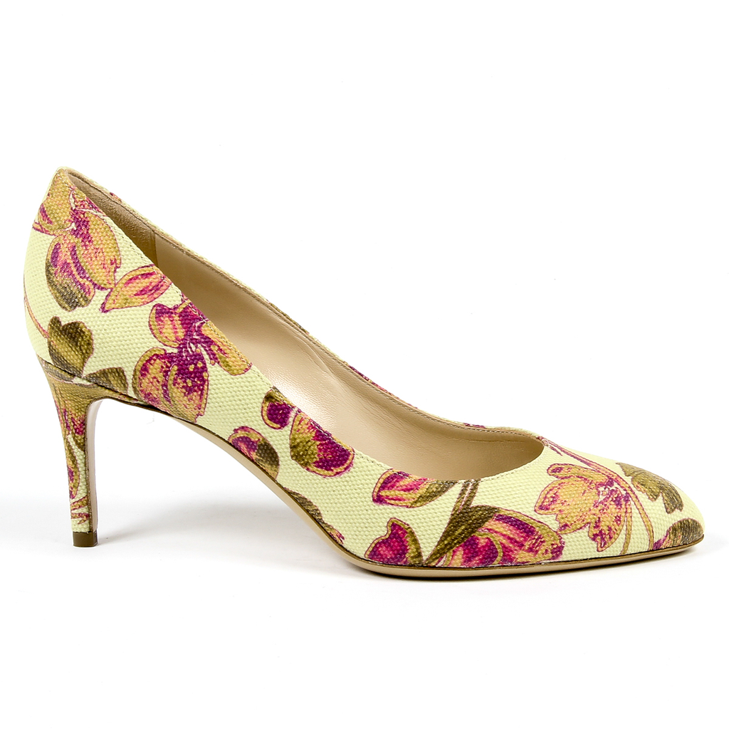 Andrew Charles By Andy Hilfiger Womens Pump Multicolor LOS ANGELES