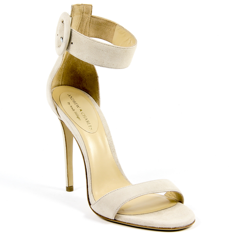 Andrew Charles By Andy Hilfiger Womens Sandal Beige NASHVILLE