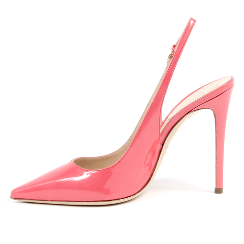 Andrew Charles By Andy Hilfiger Womens Slingback Pump Pink LINCOLN