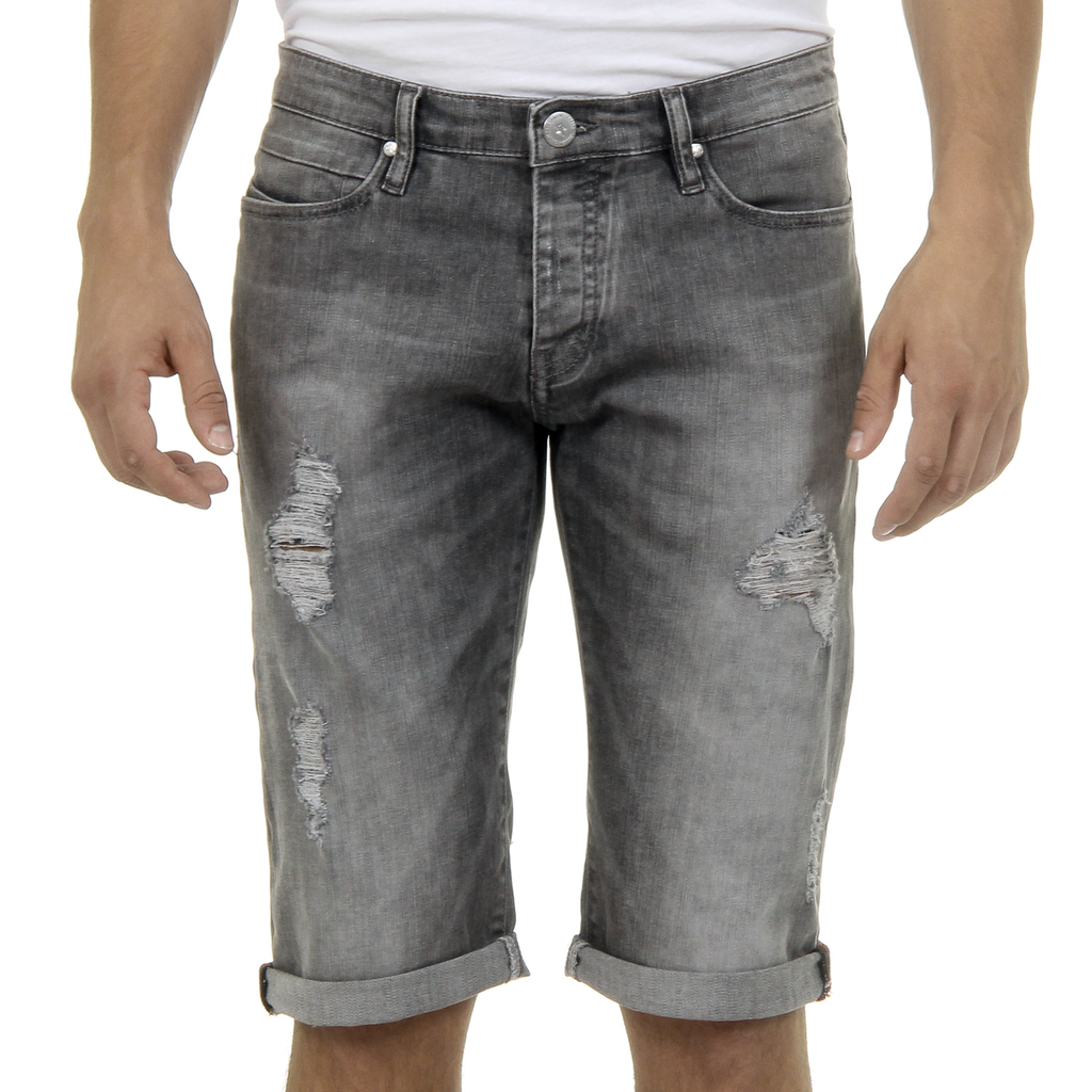 Andrew Charles Mens Jeans Grey JAN