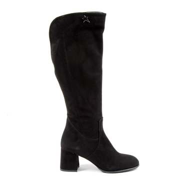 Andrew Charles Womens Boot Black AVRIL
