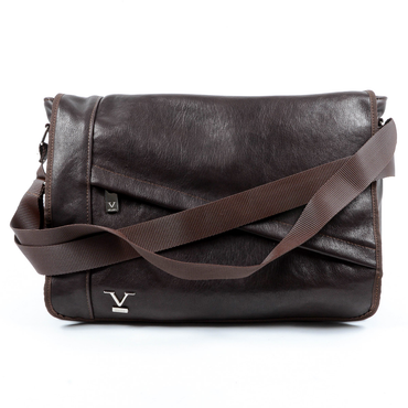 V 1969 Italia Mens Bag Brown MOSCA