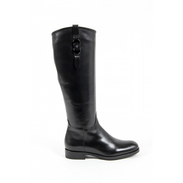 V 1969 Italia Womens Boot Black STOUT