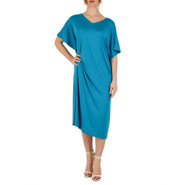 Annaclub by La Perla Womens Dress Light Blue