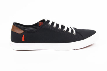 Coca Cola mens sneakers CCA0719 TALKER BLACK