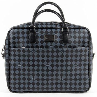 V 1969 Italia Mens Bag V1969019 GREY BLACK
