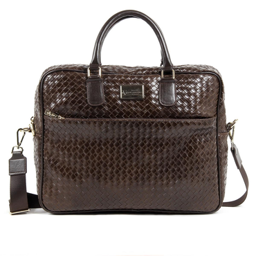 V 1969 Italia Mens Bag V1969019B COFFEE