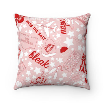INSIDE JOKE PILLOW