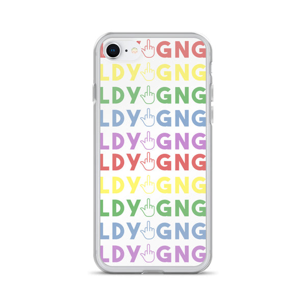 LadyGang Rainbow Phone Case for iPhone 6 Plus