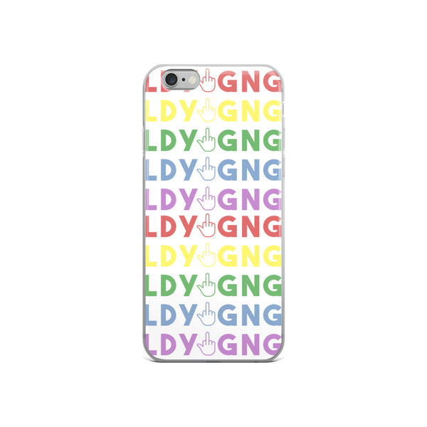 LadyGang Rainbow Phone Case for iPhone 6
