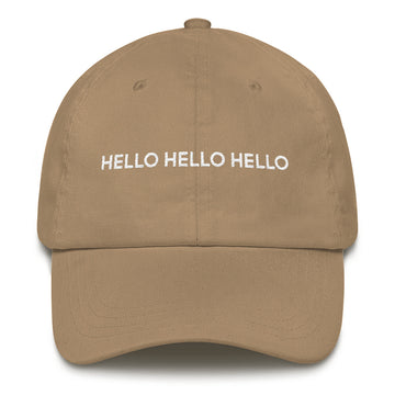 HELLO DAD HAT