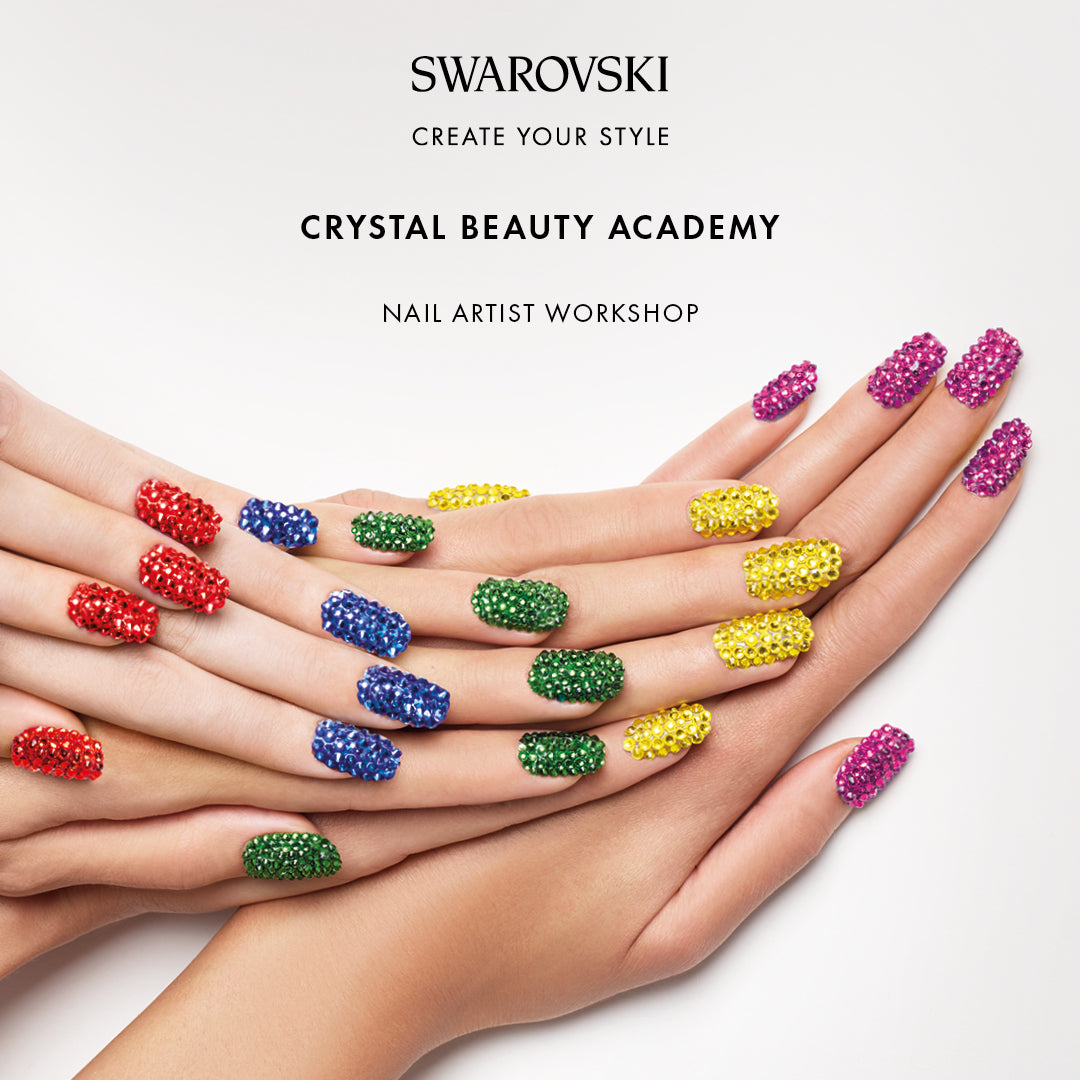 Swarovski Crystal Beauty Academy is Coming!