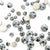 Swarovski Crystal Mixed Pack - Light Chrome - 400pcs