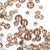 Swarovski Crystal Mixed Pack - Light Peach - 400pcs