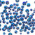 Swarovski Crystal Mixed Pack - Tanzanite Shimmer - 200pcs