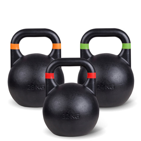 Pro Grade Kettlebell (Coloured Circle)