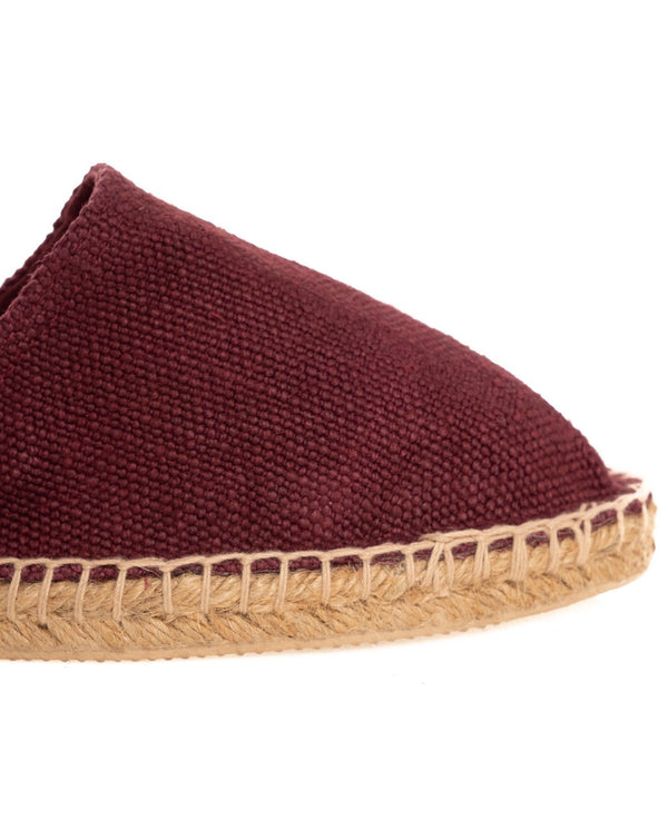 ESPADRILLAS BORDEAUX