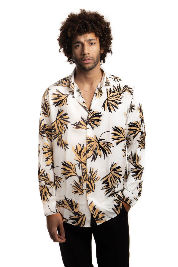 St. Ives Flowers Shirt - Camicie - SaveOne
