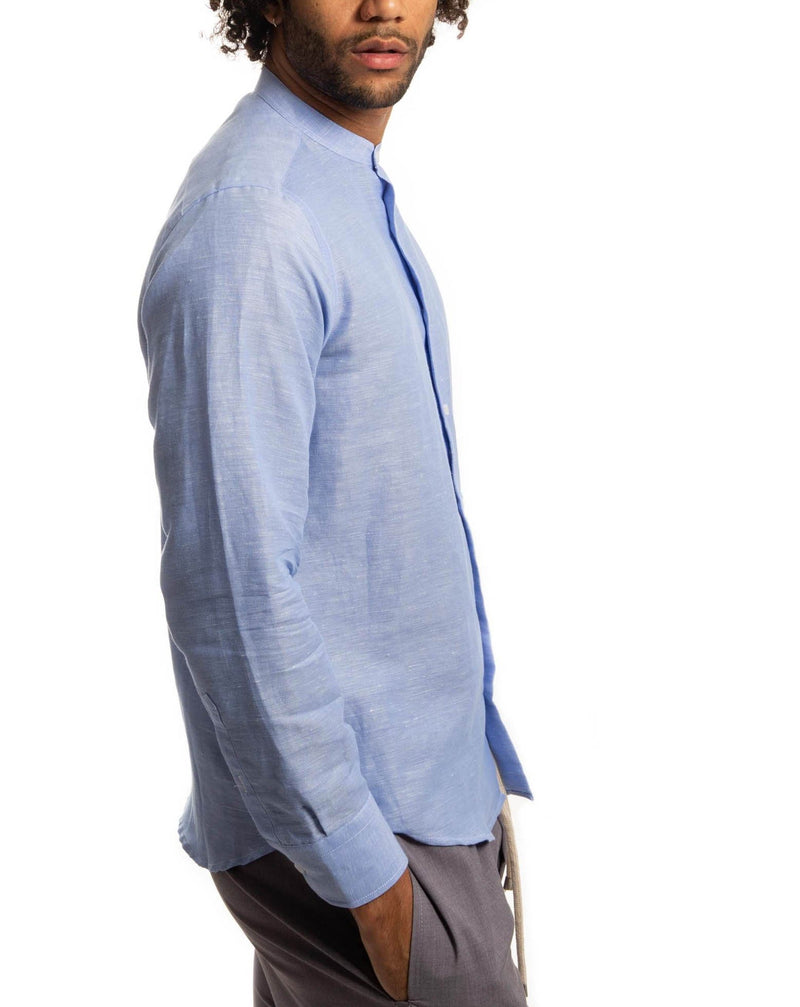 Incheon Ice Linen Shirt - Camicie - SaveOne
