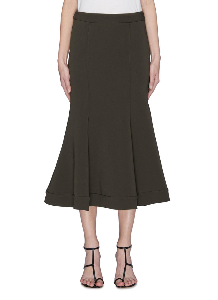 Maggie Marilyn Magnolia Midi Pleat Skirt