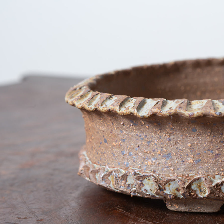 Rustic Oval No. 8