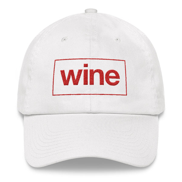 "WINE ""Square"" Cap"