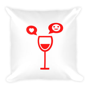 HAPPY WINE DAY Pillow