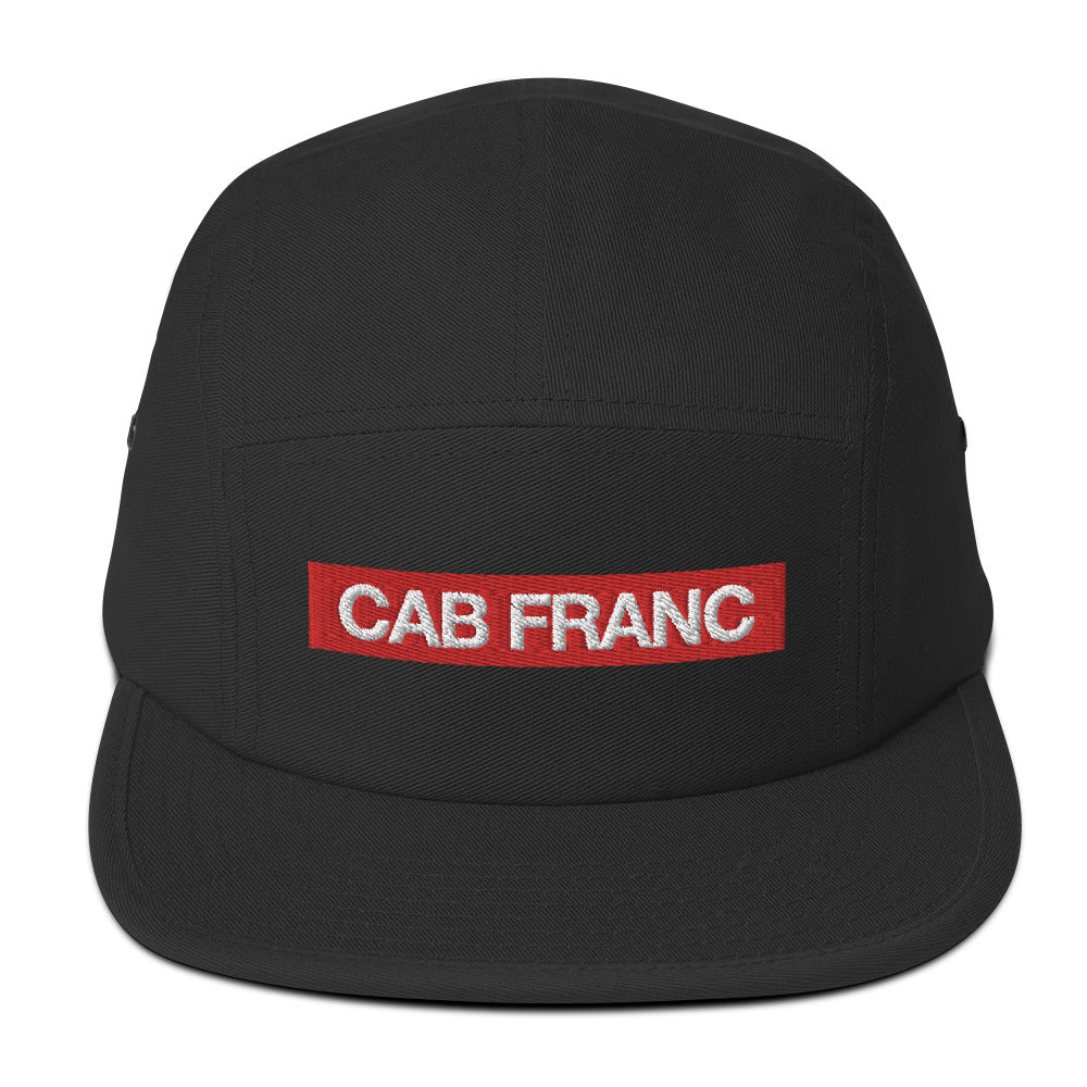 CAB FRANC - Banner Series five panel cap