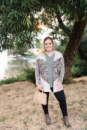 Falling For Trends Light Weight Cardigan