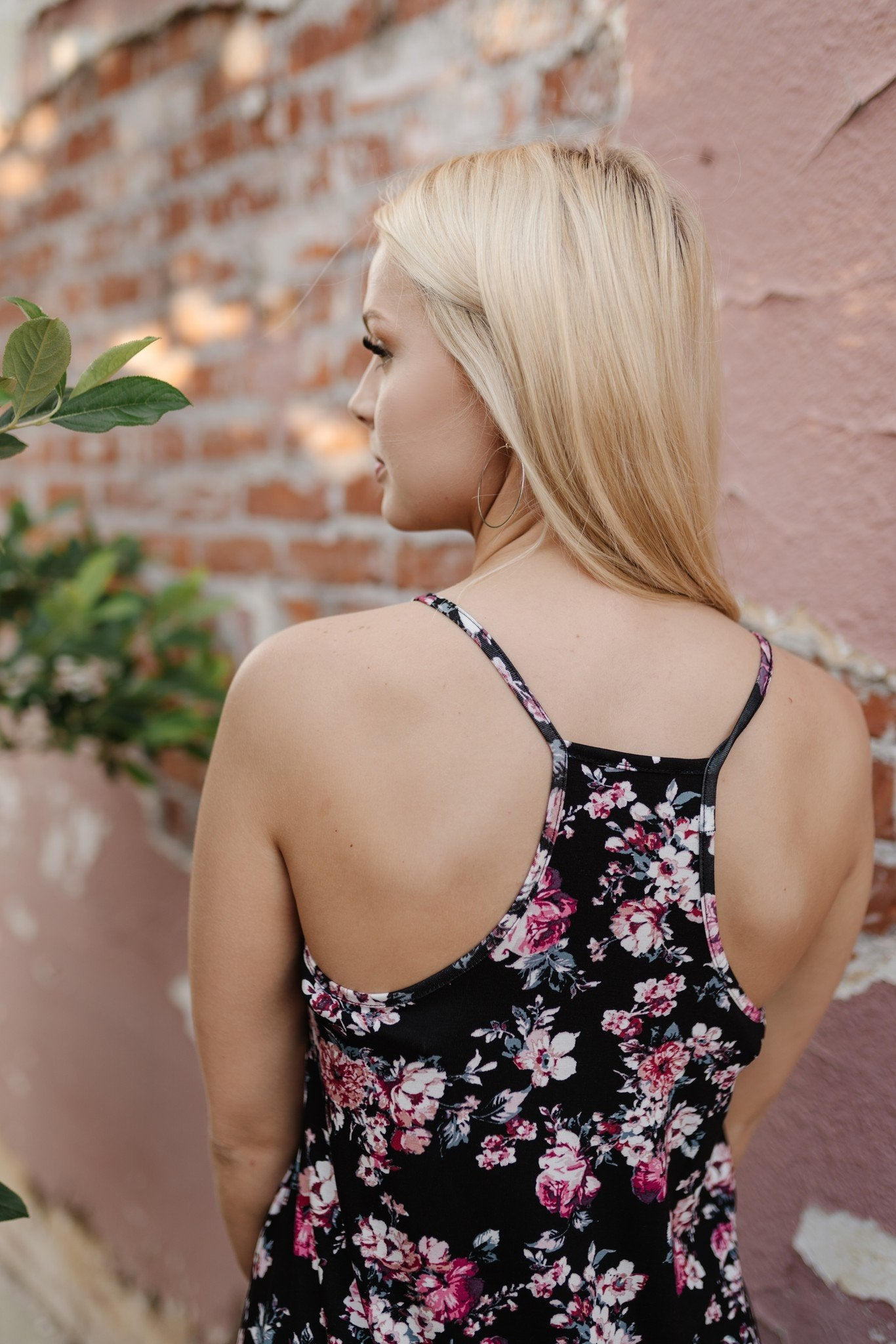 Fading Like A Flower Sleeveless Top