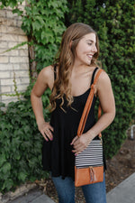 Ravenwood Tiered Tank Top