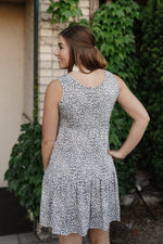 Leapin Leopard Sleeveless Dress