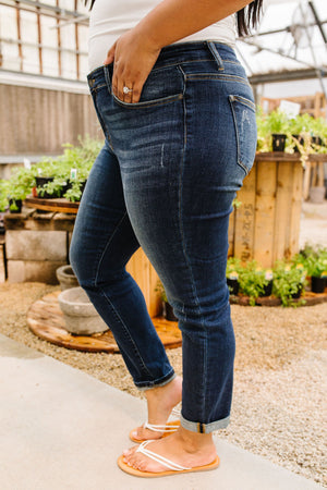 Slim Chance Non-distressed Jeans