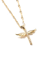 "Load image into Gallery viewer, Limited Edition ""His Wings"" Pendant Necklace"