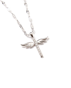 "Limited Edition ""His Wings"" Pendant Necklace"