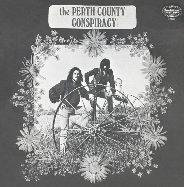 Perth County Conspiracy - The Perth County Conspiracy LP