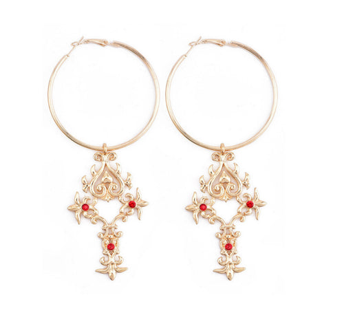 ROSIE GOLD EARRINGS
