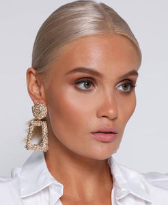 ELEANOR GEOMETRIC EARRINGS