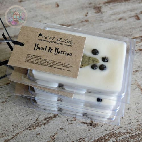 Basil and Berries Melters Melts - Melts