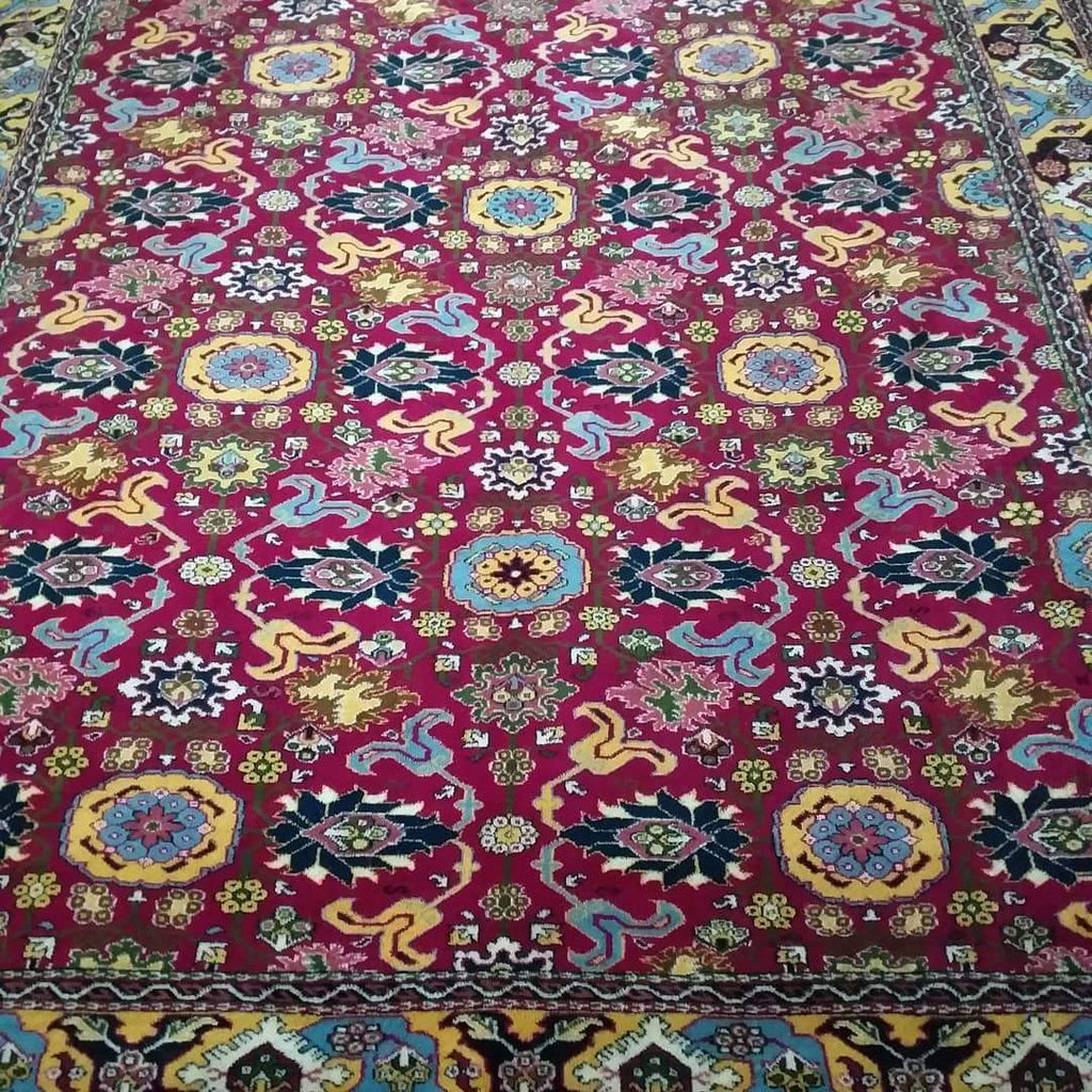 What is Antique Indian Agra Rugs? - Nomads Loom