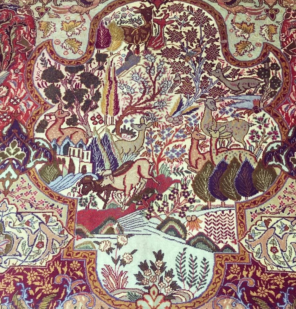 Why Should I Have My Antique Oriental Rugs Repaired? - Nomads Loom