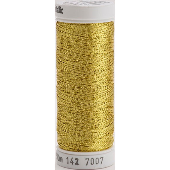 Gutermann Sulky Metallic Thread Gold